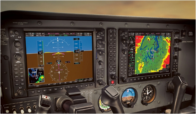 Aero Safety NJ / NY Flight School | C172 G1000 N316AS