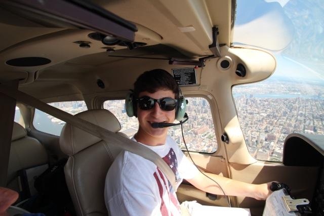 Alden Lebov - Hudson River Skyline Route! - Aero Safety