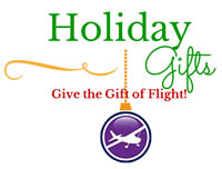 Give the Gift of Flight2014