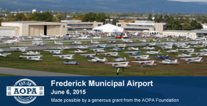 Fly-In aviation event - AOPA Fly-iN