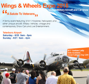 Wings and Wheels Air Expo